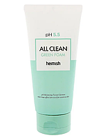 Heimish пенка для умывания Green Foam pH 5.5 мини