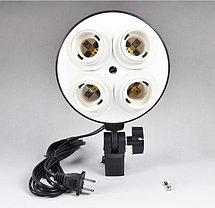 Студийный софтбокс 50 × 70 см на 4 лампы E27, фото 2