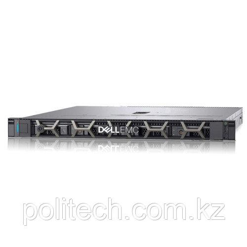 """Сервер Dell PowerEdge R240 210-AQQE-A1 (1U Rack, Xeon E-2224, 3400 МГц, 4 ядра, 8 Мб, 1x 16 ГБ, 3.5"""", 4 шт, 2x 1 ТБ)"""