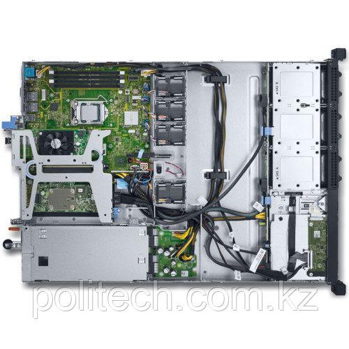 Сервер Dell PowerEdge R330 210-AFEV (1U Rack, Xeon E3-1220 v5, 3000 МГц, 4 ядра, 8 Мб)