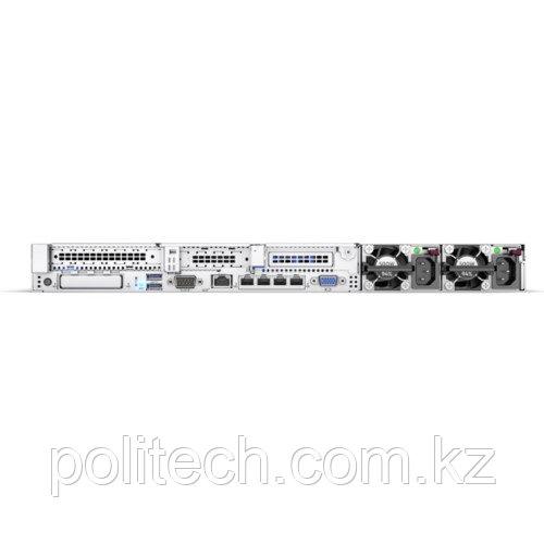 "Сервер HPE ProLiant DL360 Gen10 P19176-B21 (1U Rack, Xeon Gold 5217, 3000 МГц, 8 ядер, 11 Мб, 1x 32 ГБ, 2.5"", 8 шт, Без HDD)"