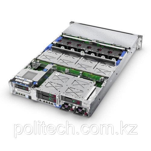 "Сервер HPE Enterprise/DL385 Gen10 P16692-B21 (2U Rack, EPYC 7262, 3200 МГц, 8 ядер, 128 Мб, 1x 16 ГБ, 2.5"", 24 шт, Без HDD)"