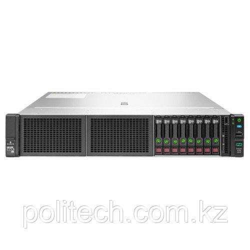 "Сервер HPE Proliant DL180 Gen10 P19564-B21 (2U Rack, Xeon Silver 4208, 2100 МГц, 8 ядер, 11 Мб, 1x 16 ГБ, 2.5"", 24 шт, Без HDD)"
