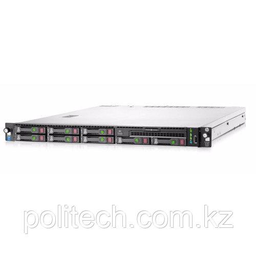 "Сервер HPE ProLiant DL360 Gen10 867961-B21 (1U Rack, Xeon Bronze 3106, 1700 МГц, 8 ядер, 11 Мб, 1x 16 ГБ, 2.5"", 8 шт, Без HDD)"