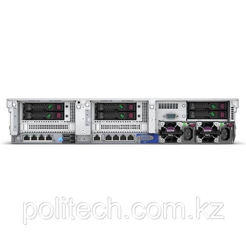 "Сервер HPE ProLiant DL380 Gen10 P02462-B21 (2U Rack, Xeon Silver 4208, 2100 МГц, 8 ядер, 11 Мб, 1x 16 ГБ, 2.5"", 8 шт, Без HDD)"