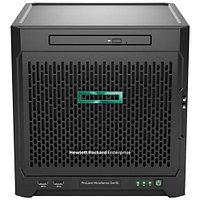 "Сервер HPE ProLiant MicroServer Gen10 873830-421 (Tower, Opteron X3216, 1600 МГц, 2 ядра, 1 Мб, 1x 8 ГБ, 3.5"", 4 шт, Без HDD)"