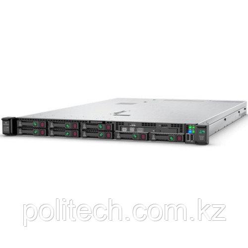 "Сервер HPE Proliant DL360 Gen10 P24741-B21 (1U Rack, Xeon Gold 5220R, 2200 МГц, 24 ядра, 35.75 Мб, 1x 32 ГБ, 2.5"", 8 шт, Без HDD)"