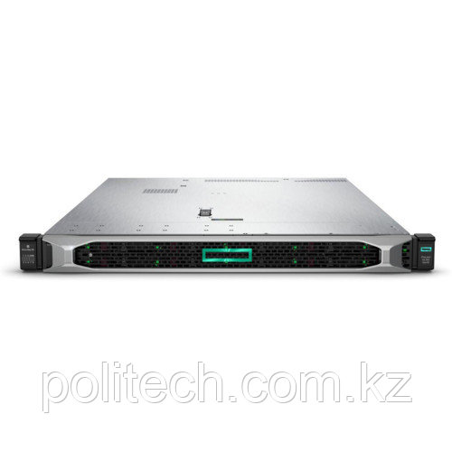 "Сервер HPE ProLiant DL360 Gen10 P24740-B21 (1U Rack, Xeon Gold 5218R, 2100 МГц, 20 ядер, 27.5 Мб, 1x 32 ГБ, 2.5"", 8 шт, Без HDD)"
