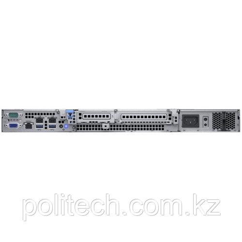 """Сервер Dell PowerEdge R240 210-AQQE_7295 (1U Rack, Xeon E-2146G, 3500 МГц, 6 ядер, 12 Мб, Без ОЗУ, 3.5"""", 4 шт, 2x 2 ТБ)"""