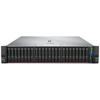 """Сервер HPE Enterprise/DL385 P16694-B21 (2U Rack, EPYC 7302, 3000 МГц, 16 ядер, 128 Мб, 1x 16 ГБ, 2.5"""", 24 шт, Без HDD)"""