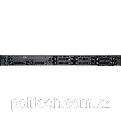 "Сервер Dell PowerEdge R640 210-AKWU_7293 (1U Rack, Xeon Silver 4216, 2100 МГц, 16 ядер, 22 Мб, Без ОЗУ, 2.5"", 8 шт, 2x 960 ГБ)"