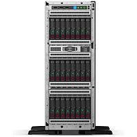 "Сервер HPE ProLiant ML350 Gen10 P11050-421 (Tower, Xeon Silver 4208, 2100 МГц, 8 ядер, 11 Мб, 1x 16 ГБ, 3.5"", 4 шт, Без HDD)"