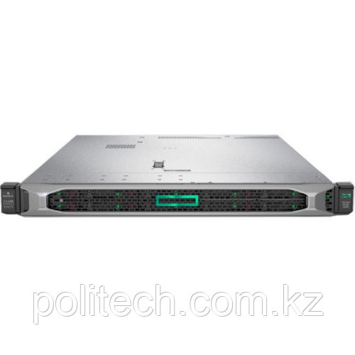 "Сервер HPE Proliant DL360 Gen10 P24742-B21 (1U Rack, Xeon Gold 6226R, 2900 МГц, 16 ядер, 22 Мб, 1x 32 ГБ, 2.5"", 8 шт, Без HDD)"