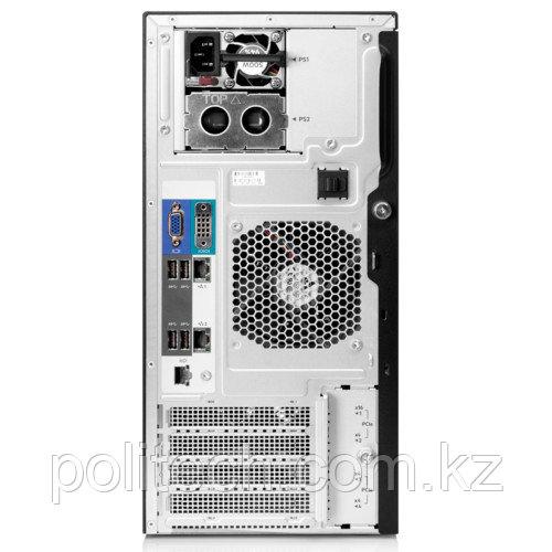 "Сервер HPE ProLiant ML30 Gen10 P06793-425 (Tower, Xeon E-2134, 3500 МГц, 4 ядра, 8 Мб, 1x 16 ГБ, 2.5"", 8 шт, Без HDD)"