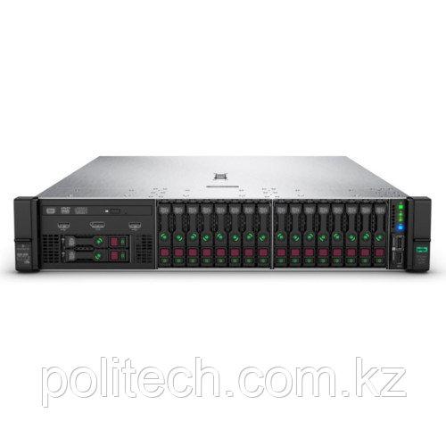 "Сервер HPE ProLiant DL380 Gen10 P02464-B21 (2U Rack, Xeon Silver 4210, 2200 МГц, 10 ядер, 13.75 Mб, 1x 32 ГБ, 2.5"", 8 шт, Без HDD)"