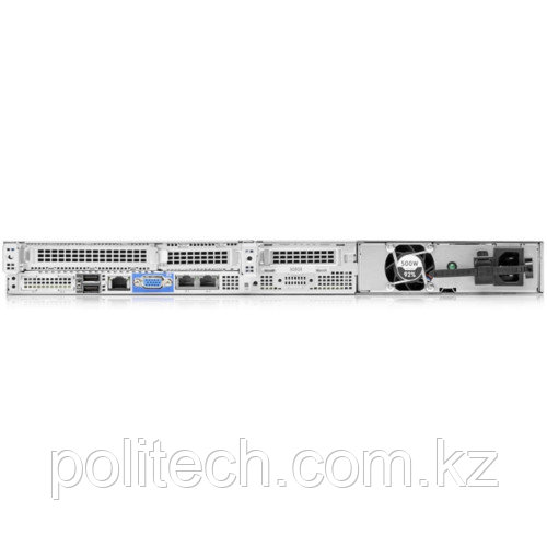 "Сервер HPE ProLiant DL160 Gen10 P19559-B21 (1U Rack, Xeon Bronze 3204, 1900 МГц, 6 ядер, 8.25 Мб, 1x 16 ГБ, 3.5"", 4 шт, Без HDD)"
