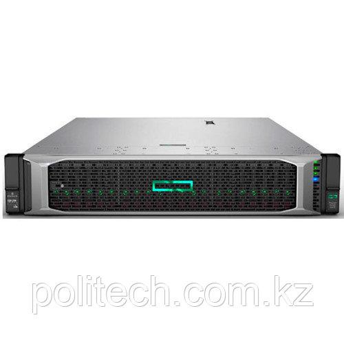 "Сервер HPE Proliant DL380 Gen10 P24844-B21 (2U Rack, Xeon Gold 5218R, 2100 МГц, 20 ядер, 27.5 Мб, 1x 32 ГБ, 2.5"", 8 шт, Без HDD)"