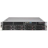 "Сервер Supermicro CSE-825TQ-563LPB/X SMR0127 (2U Rack, Xeon Silver 4112, 2600 МГц, 4 ядра, 8.25 Мб, 1x 16 ГБ, 3.5"", 4 шт, Без HDD)"