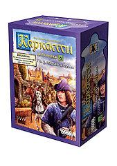 Настольная игра: Каркассон 6: Граф, король и культ