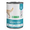 Влажный корм для собак всех пород Nature's Protection with with White Fish Sensitive Digestions с белой рыбой