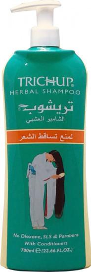 Шампунь против выпадения волос на основе трав