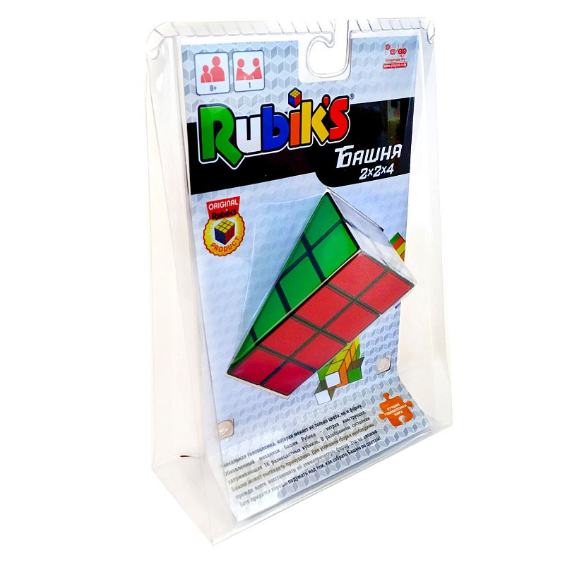 Rubiks: Башня Рубика 2х2х4