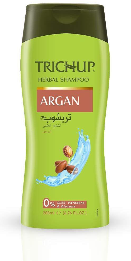 Шампунь для волос с аргановым маслом