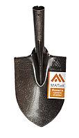 Лопата из рельсовой стали Дамская универсальная (ЛД)