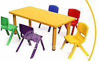 Стульчики для детского сада средний