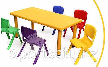 Стульчики для детского сада большой