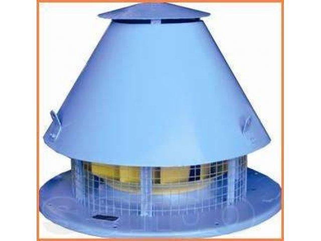 Вентилятор крышной радиальный ВКР - 4 с эл.дв. 0,37х1000 об/мин