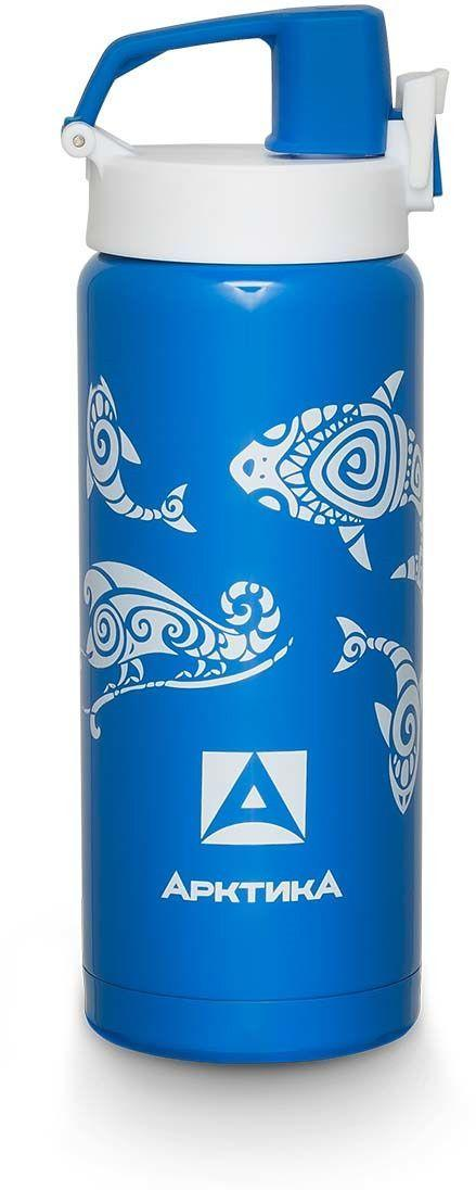 "Термос-сититерм вакуумный, бытовой, ""Арктика"" 702-500  (500 мл, арт. Акула)"