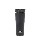Термокружка RIVACASE 90343BK black Vacuum travel mug, 0.45l, / 12, Объем: 450мл, Вес: 395гр, Материа