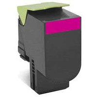 Lexmark CX510 лазерный картридж (80C8XME)