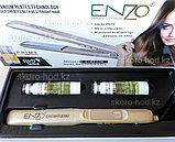 Титановый утюжок для волос ENZO, фото 2