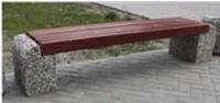 Скамейки Декоративные Модель DG-378