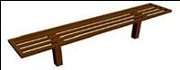 Скамейки Стандарт Модель DG-445