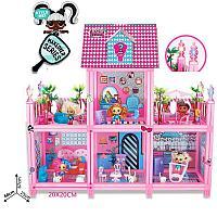Дом для кукол LOL Сюрприз 8368