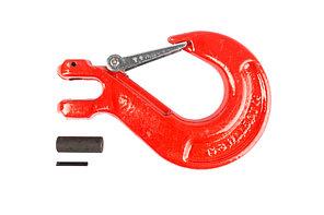 Крюк с вилочным креплением и защелкой TOR г/п 5,3 тн