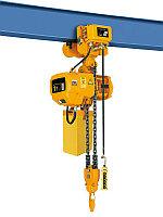 Таль электрическая цепная TOR ТЭЦП (HHBD01-01T) 1,0 т 12 м 380В 6, 6, 6