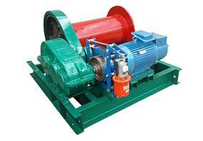 Лебедка электрическая TOR ЛМ (тип JM) г/п 2,0 тн Н=150 м (б/каната) 1400