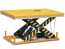Стол подъемный стационарный TOR HW2002 г/п 2000кг, подъем 230-1000мм 1300х850