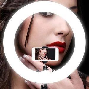 Кольцевая лампа «Ring Fill Light» со штативом для блогеров и beauty-мастеров (26 см)