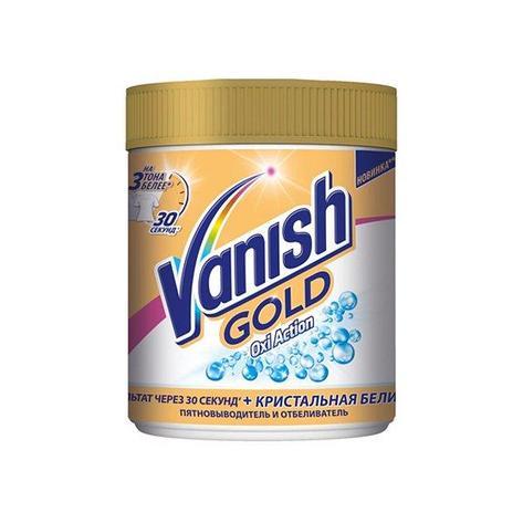 """Отбеливатель """"Vanish Oxi Action 500 г д/белого белья (банка), фото 2"""