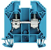 WDU 16 BL Соединитель электрический, Винт