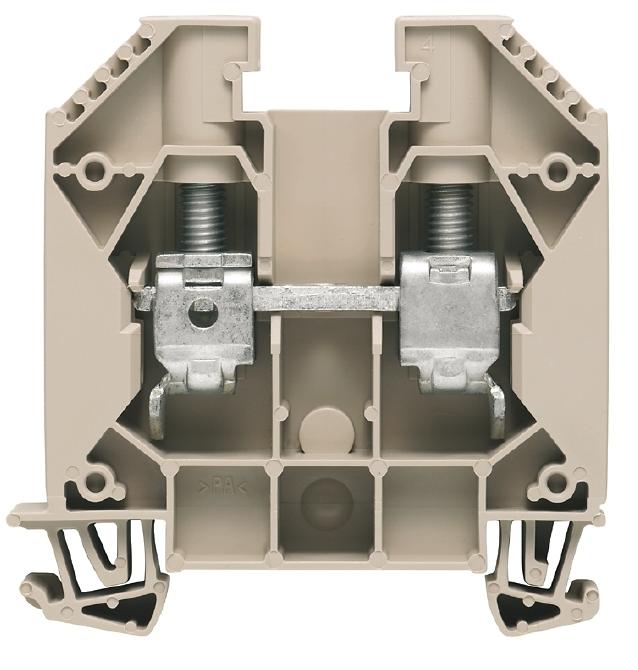 WDU 16/ZA Соединитель электрический, Винт