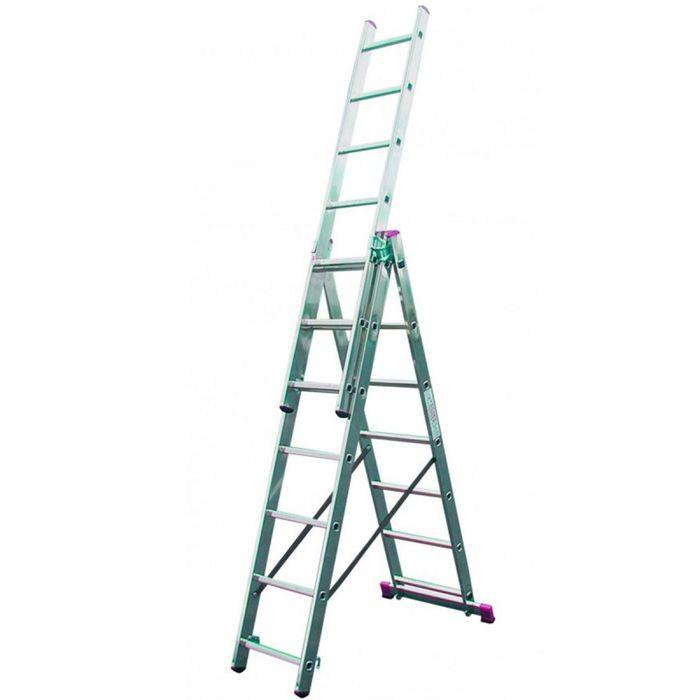 Универсальная лестница KRAUSE CORDA 3х7