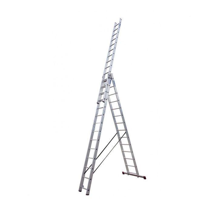 Универсальная лестница KRAUSE CORDA 3х14