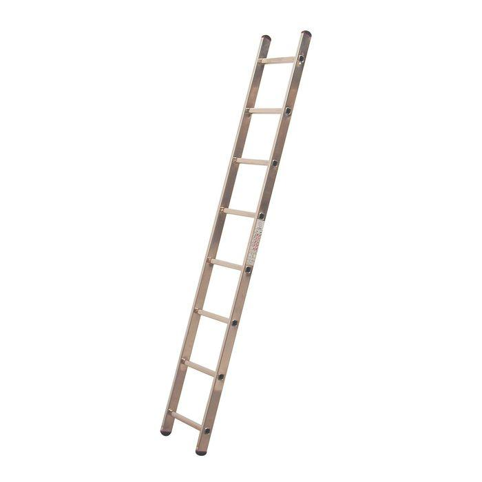 Приставная лестница KRAUSE CORDA 8 ступенек