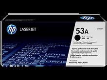 HP Q7553A Картридж лазерный черный HP 53A для LaserJet P2014/P2015